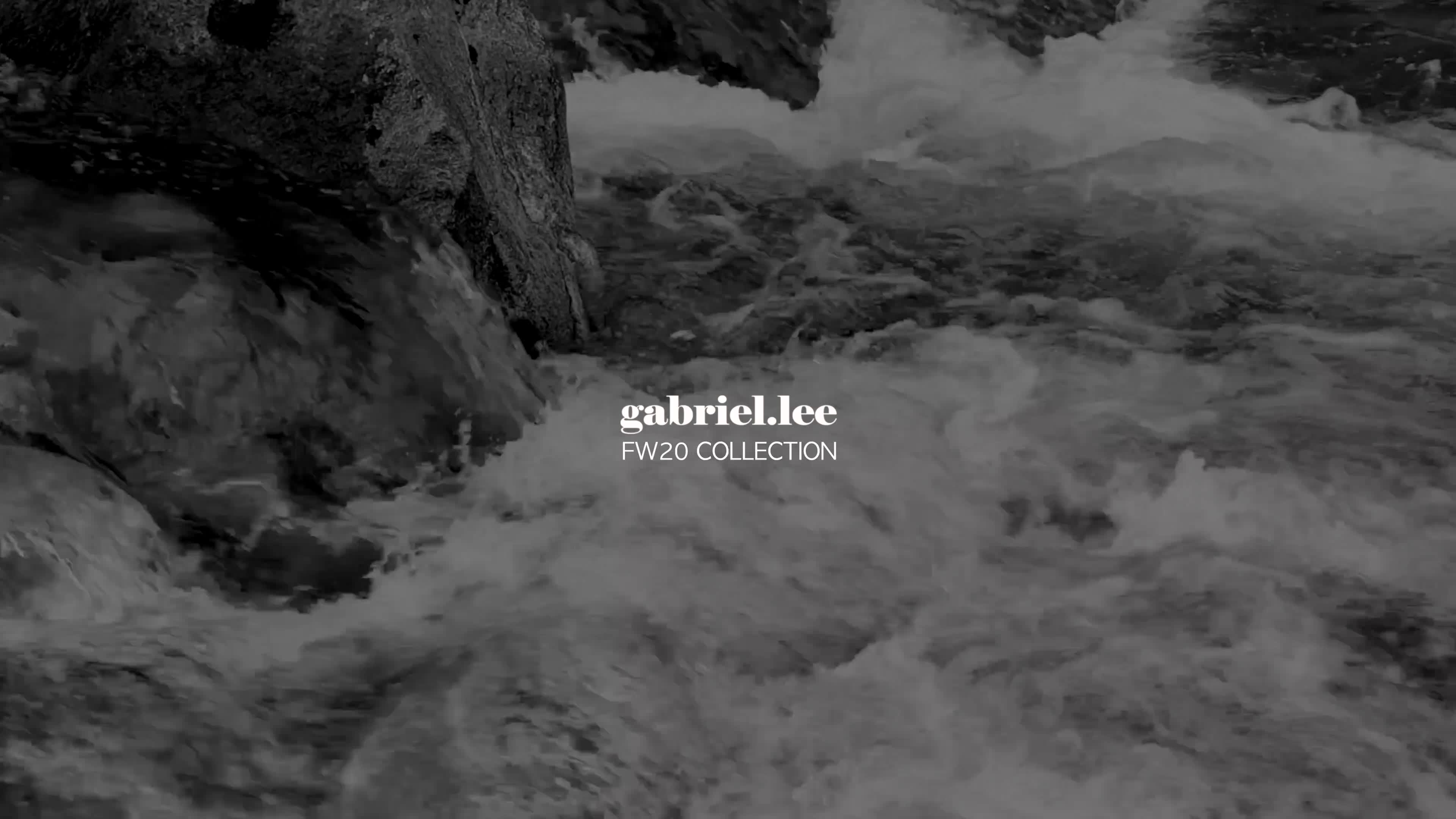 GABRIEL LEE Fall / Winter 2020 collection concept video